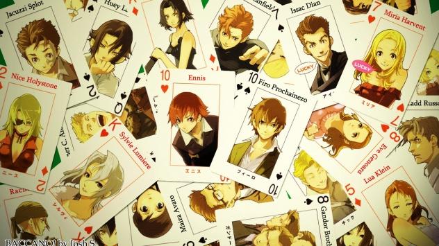 Аниме обои картинки Все персонажи Шумихи
