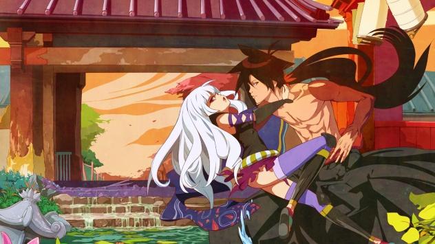 Аниме обои картинки Ясури Ситика, Истории мечей, Togame
