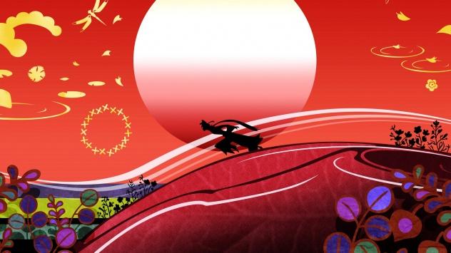 Аниме обои картинки Истории мечей, Ясури Ситика