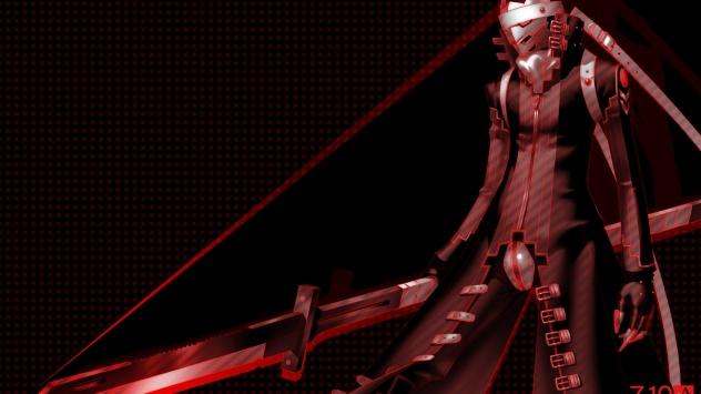 Аниме обои картинки Оружие, меч, Персона: Душа троицы