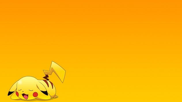 Аниме обои картинки Pikachu, Покемон