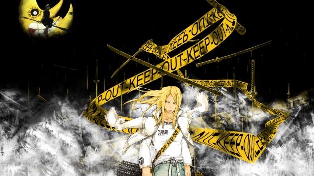 Аниме обои картинки Soul Eater, Пожиратель Душ